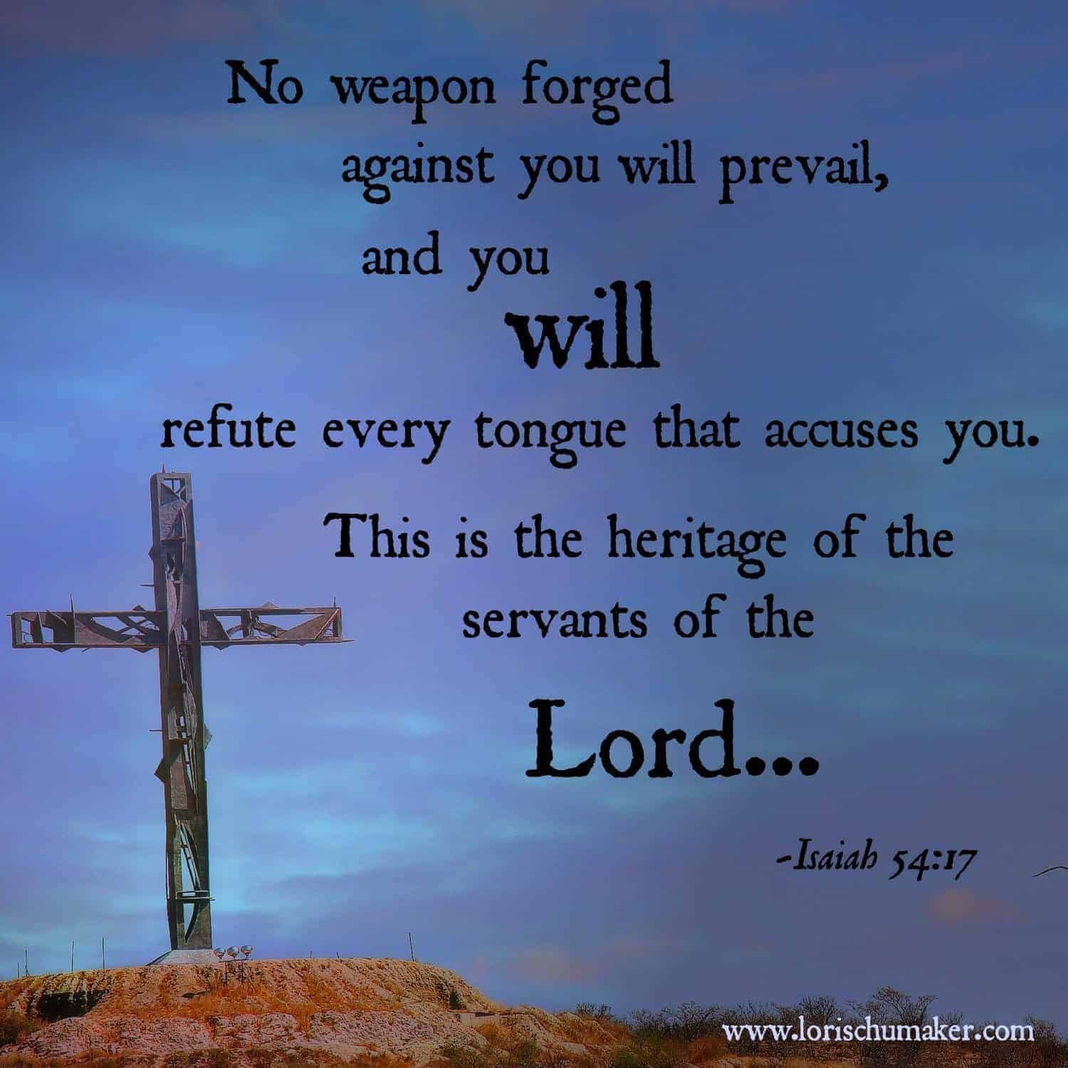 It is Removed. You are Redeemed