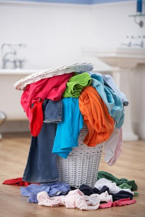 Laundry and Healthy Boundaries