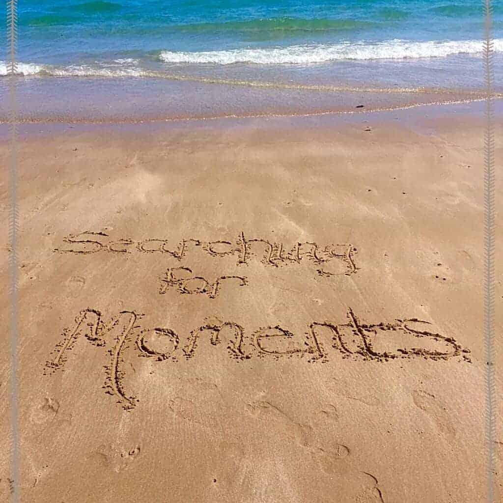 Recharging at the Beach