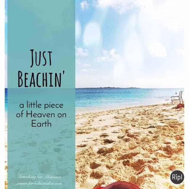 Just Beachin', vacation, rest