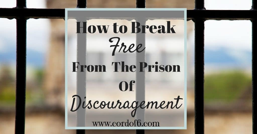 How-to-Break-Free-From-the-Prison-of-Discouragement- Valerie Murray - Cordof6 - Moments of Hope Feature