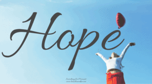 Hope - Moments of Hope - Lori Schumaker