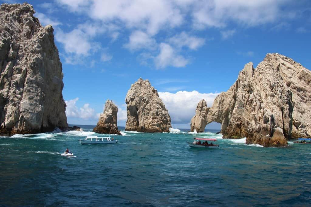 lorischumaker.com The beautiful view of Cabo San Lucas - El Arco