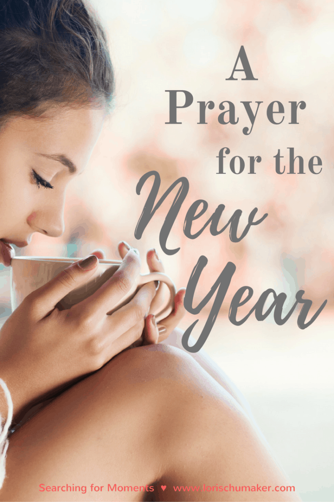 As we face a new year or a new chapter in our lives, there can be fear of the unknown. But when we put our lives before God and ask Him to reveal, strengthen, and equip us to follow Him, we can set the fear aside. We can step into our next chapter fearless. -A Prayer for the New Year - Lori Schumaker - Moments of Hope