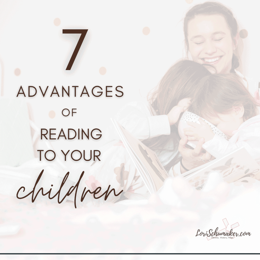 7 Advantages of Reading Books to Your Children (The Younger The Better)